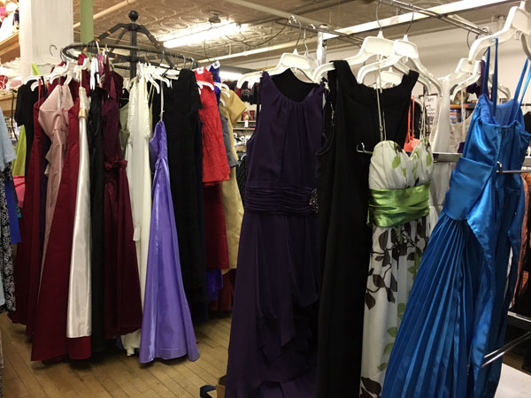 Formal gowns and dresses